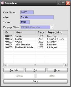 Data Album