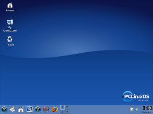 PCLinuxOS 2007
