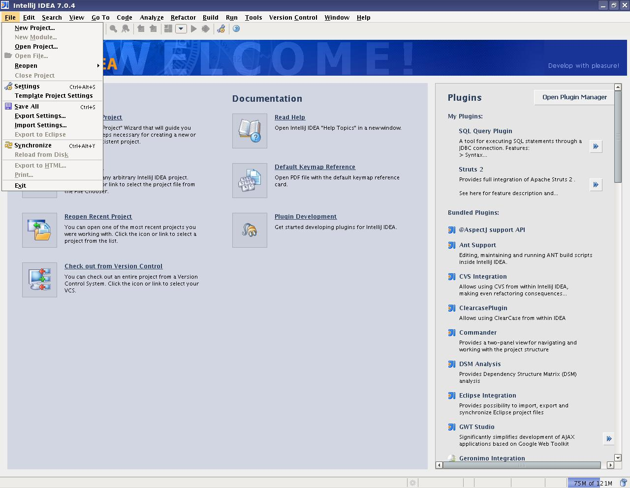 Configuring IntelliJ IDEA with Application Server
